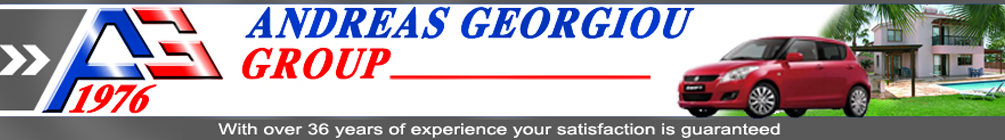 Andreas Georgiou Motors - car dealder paphos - LOGO